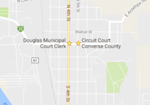 Douglas Wyoming Courts