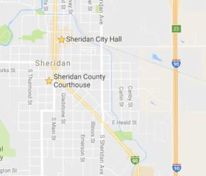 Sheridan Wyoming Courts