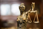 Lady Justice Scales / Beyond a Reasonable Doubt