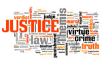 Criminal Justice Word Cloud