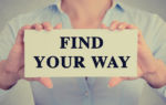 Find Your Way sign: Best WY DWUI Attorney for You