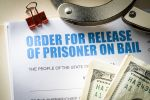 Document for release of prisoner on bail
